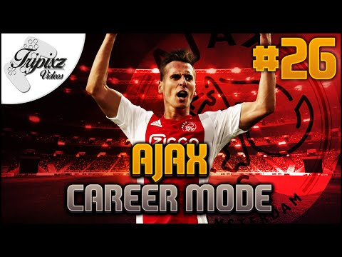 Ps4 Fifa 16 - Ajax Career Mode - #26 SEIZOENSAFLSUITING! - Dutch Commentary