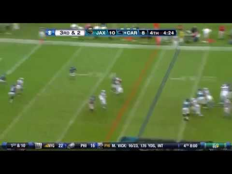 Every Cam Newton Game-Winning Touchdown Pass