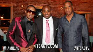 """Steve Stoute Says the Original Version of Nas """"Ether"""" Was Terrible"""