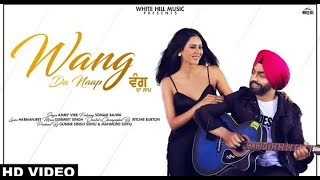 Ammy Virk - Wang Da Naap mp3 Ringtone | (3D Audio) | Link in Description | Download Now ||