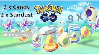 Adventure Sync Hatchathon 2019 | Hatching 10km Eggs| Pokemon Go |、singapore |