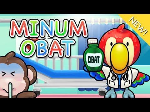 Lagu Anak Indonesia | Minum Obat