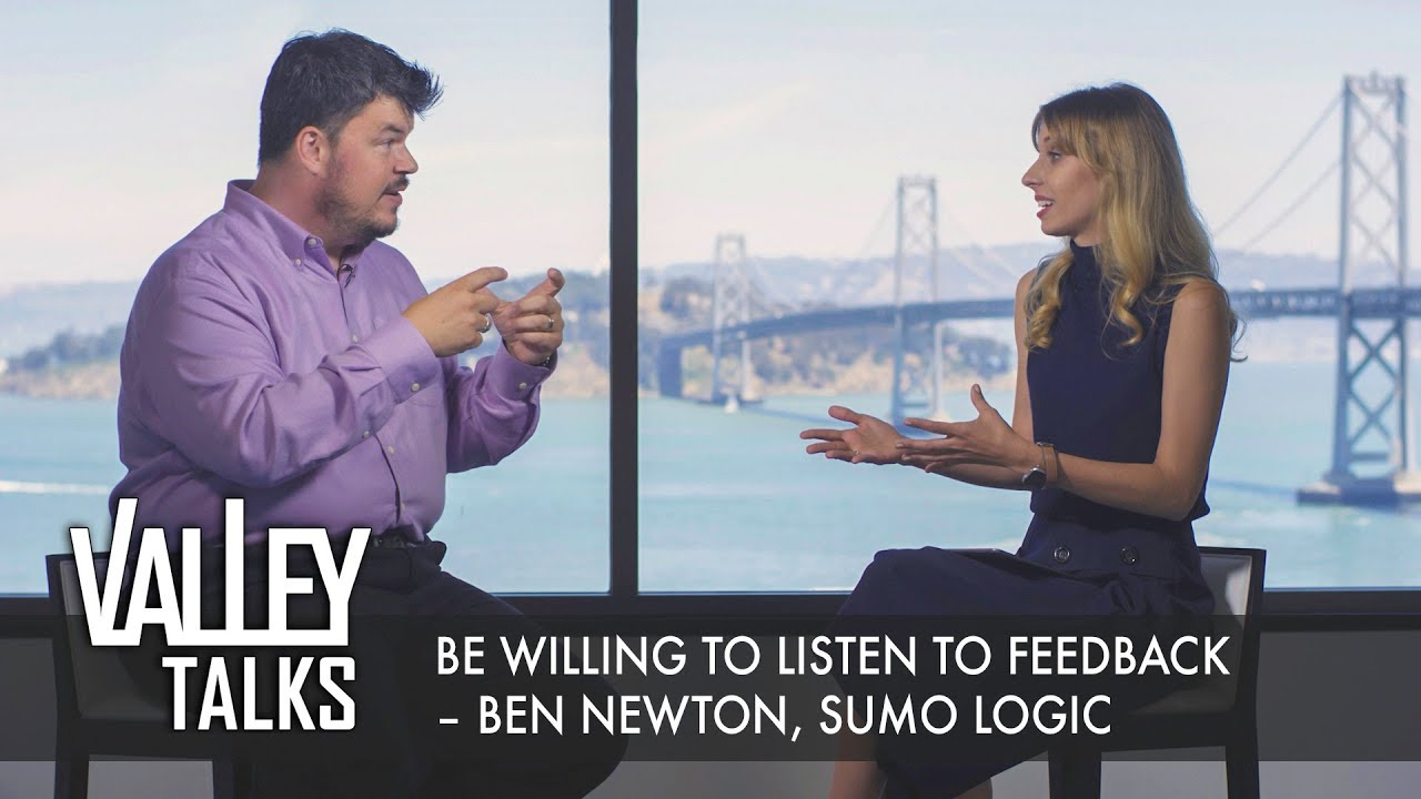"""Be willing to listen to feedback"" – How does Sumo Logic navigate targeting different B2B audiences?"