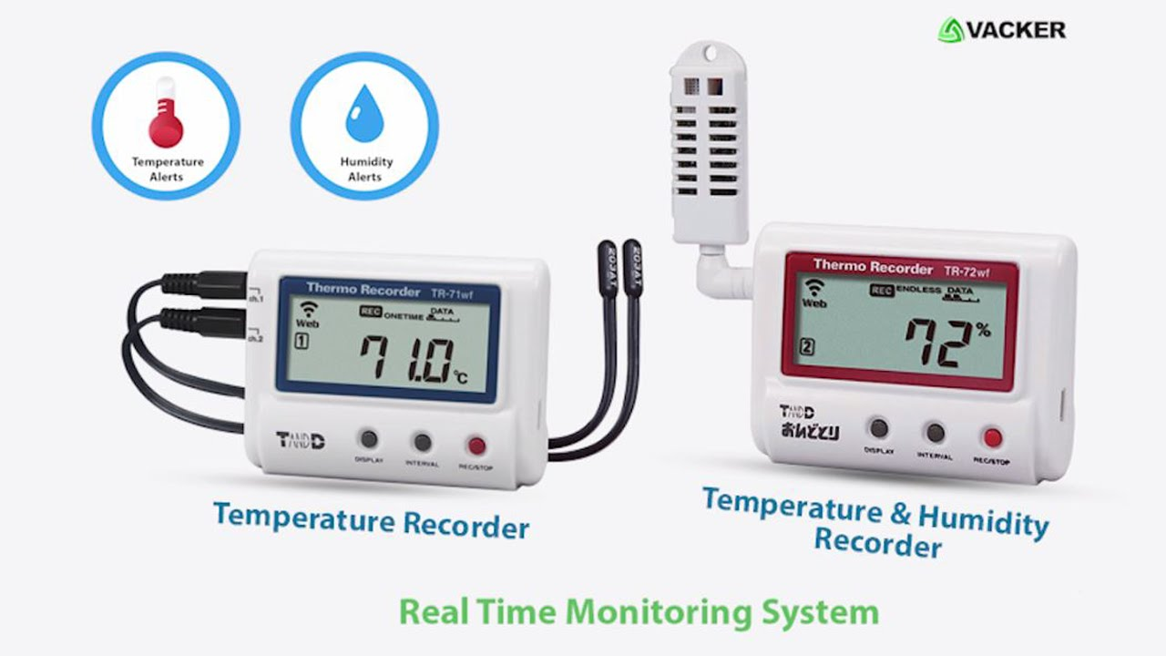 Climate Monitoring System : Remote temperature and humidity monitoring with email sms