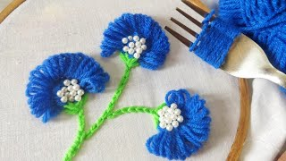 Easy Embroidery hacks #2 (Hand Embroidery Work)
