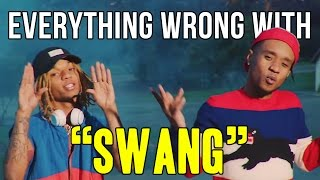 "Everything Wrong With Rae Sremmurd - ""Swang"""