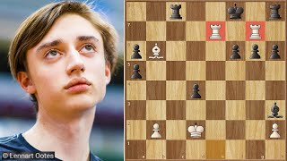 Who Needs Pawns When You Can have THIS! || Dubov vs Nepo || Opera (2021)