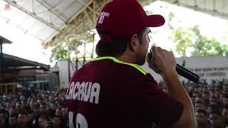 Lacava comprometió su gestión con los trabajadores de seguridad en Carabobo