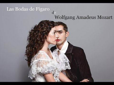 Avance Las Bodas de Fígaro en Teatro Municipal de Santiago