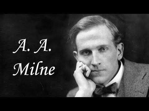 A. A. Milne | Literary Lives