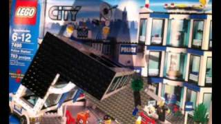 lego city 7498 par theodore Resimi
