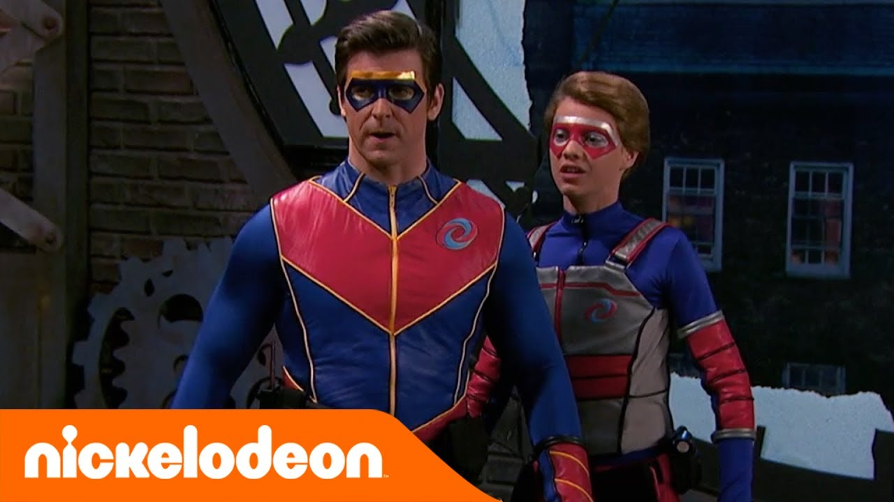 Henry Danger Time Jerker Nickelodeon Italia Youtube