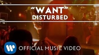 Watch Disturbed Want video