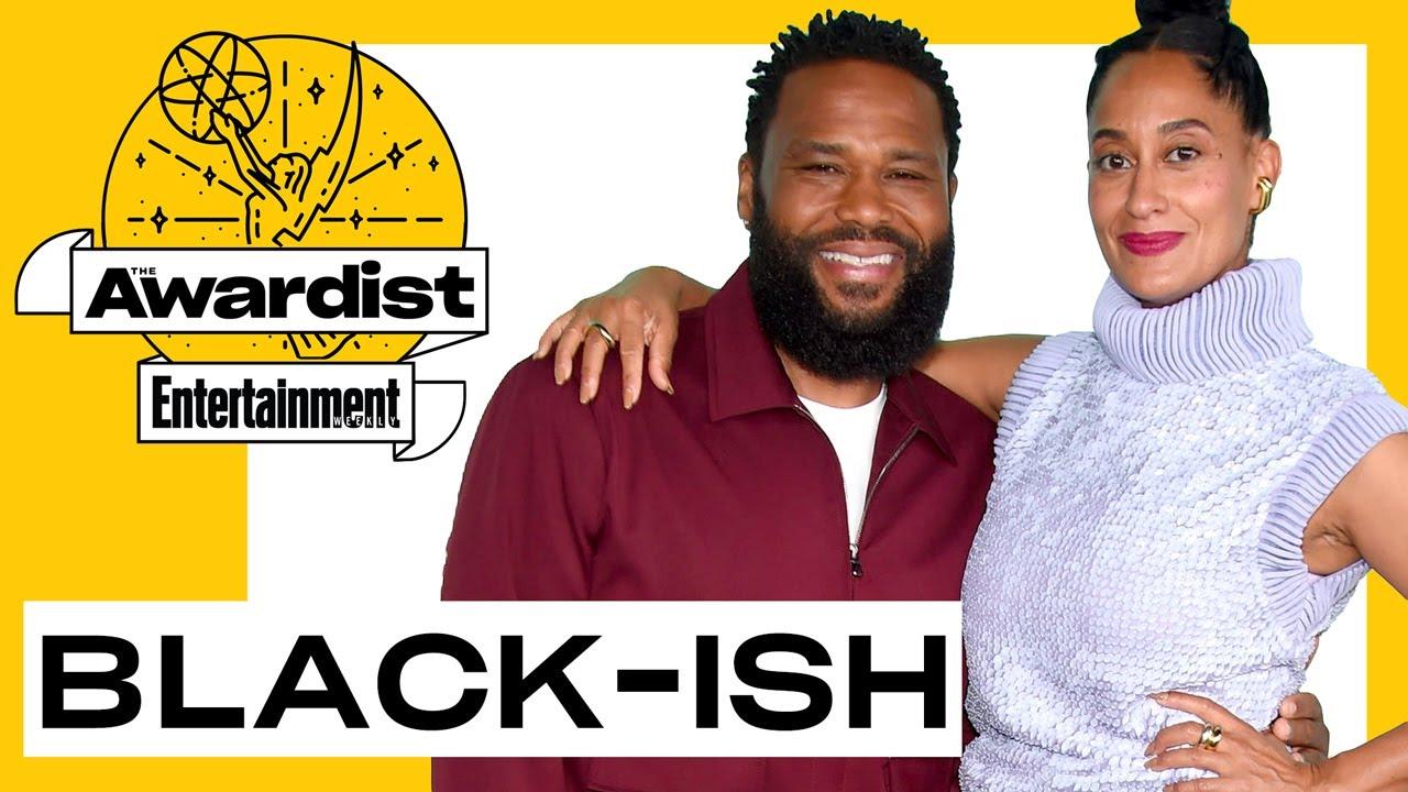 Anthony Anderson & Tracee Ellis Ross on 'Black-ish' Season 7 | The Awardist