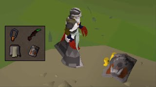 Skull tricking Pkers for bank