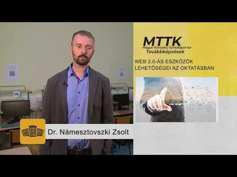 [1039] Web 2.0-ás eszközök lehetőségei az oktatásban