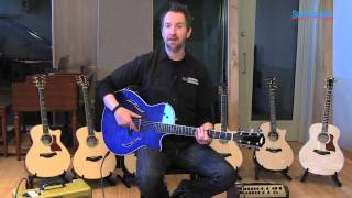 Taylor T5 Acoustic-electric Guitar Demo - Sweetwater Sound