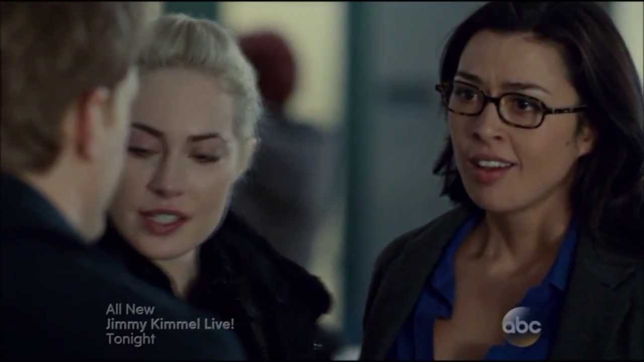 Rookie blue 4x13 holly and gail celery and oliver youtube
