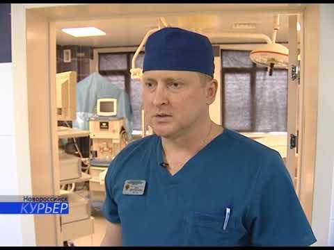 В Новороссийском клиническом центре ФМБА России провели первую бариатрическую операцию