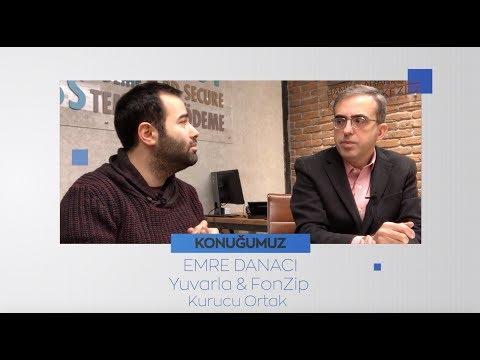 Dijital CEO ile Teknoloji Sohbetleri - Emre Danacı / Yuvarla & FonZip #16
