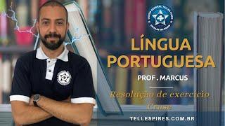 RESOLUÇÃO DE EXERCÍCIO | PORTUGUÊS | CRASE | CURSO GTP