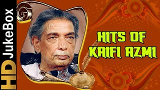 Hits of Kaifi Azmi | Bollywood All Time Hit Songs | Old Hindi Video Songs jukebox
