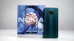 Android One & Zeiss-Optik: Nokia 7.2 Unboxing (Deutsch) | SwagTab
