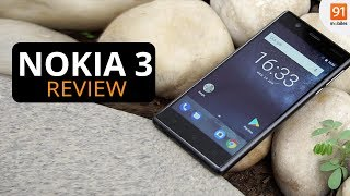 Nokia 3 Hindi Review: Should you buy it in India? [Hindi हिन्दी]