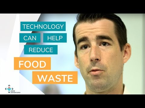 Winnow Solutions - helping kitchens cut food waste