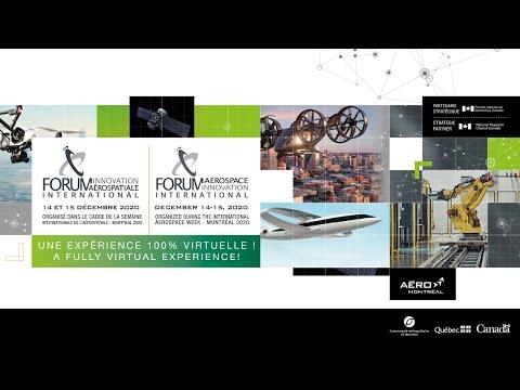 #SIAMTL2020   International Aerospace Innovation Forum 2020
