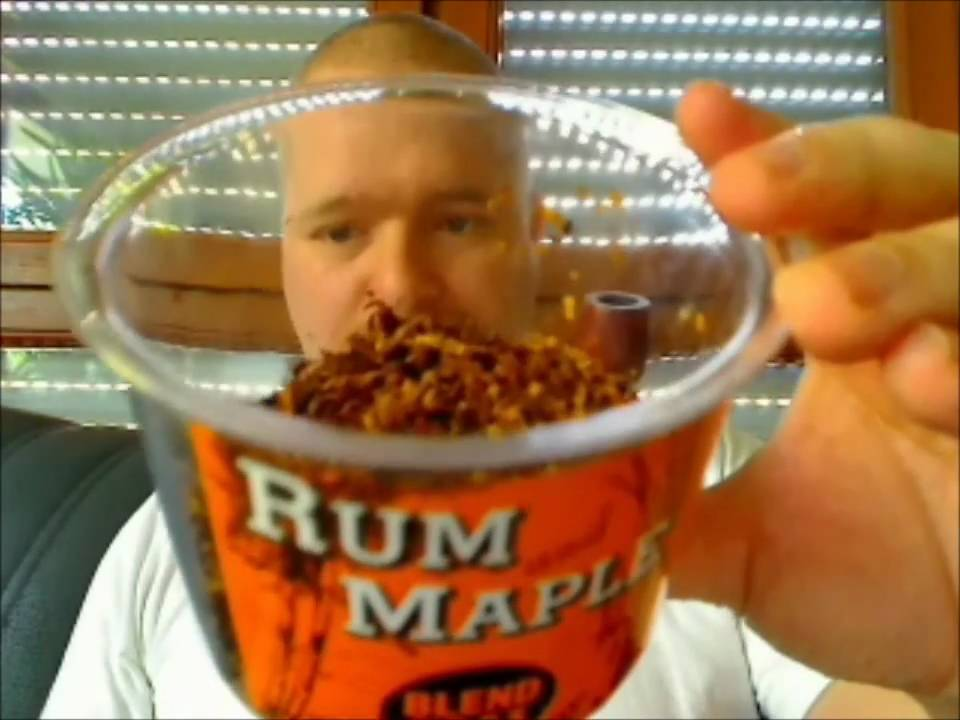 """Planta """"Rum and Maple"""" Blend No. 53 Pipe Tobacco"""
