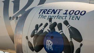 Rolls-Royce | Trent 1000 TEN first flight