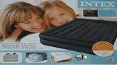 Ez Bed Letto Gonfiabile.Letto Autogonfiabile Bestway Premium Inflatable Bed Youtube