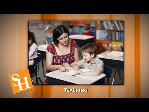 Teaching (Interdisciplinary Studies) Degree at SHSU