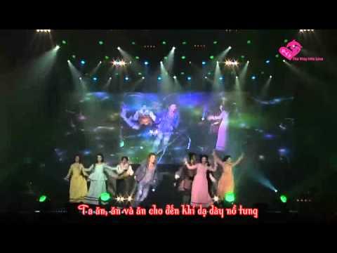 [HYS-Vietsub] [DVD] KIM JUN SOO Musical Concert Levay with Friends DISC 1 part 3