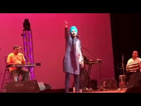 RANJIT BAWA PUNJABI SONG USA STAGE SHOW