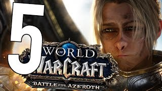 BFA 5 Classes That I Will Play - World of Warcraft: Battle For Azeroth (BETA)