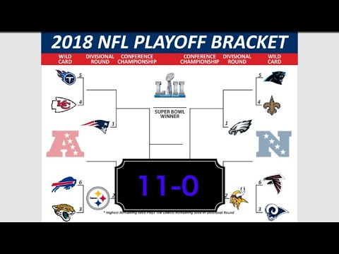 Can i predict the 2018 nfl playoffs - Frases y Pensamientos