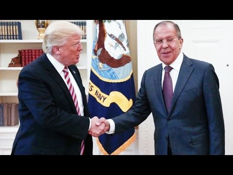Trump Leaked Highly Classified Information To Russians