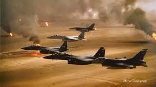 Desert Storm Air War Jim Corrigan