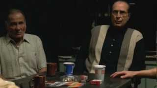 Tony's Angry Speech - The Sopranos HD