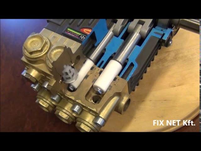 TSX 13 180 magasnyomású mosó   FIX NET Kft