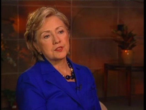Eye To Eye: Hillary Clinton