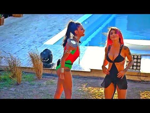 Ambar Montenegro peleas - parte 10 (vs Angie Jibaja)