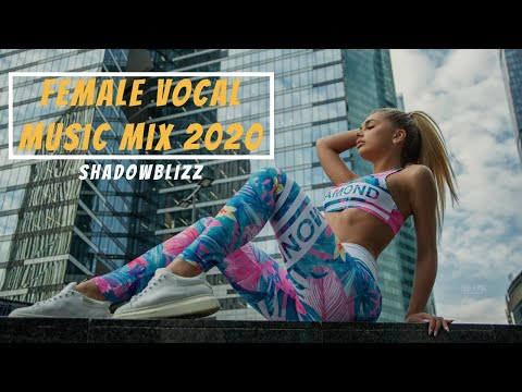 Female Vocal Music Mix 2020 | Gaming Music Mix | EDM, Trap, Dubstep, DnB, Drumstep, Electro House