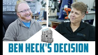 A Conversation with Ben Heck