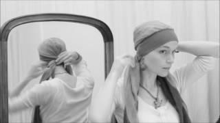 Comment porter son turban Echarpe Tania Sofia LookHatMe
