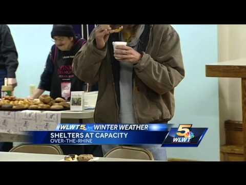 City warming shelters at capacity