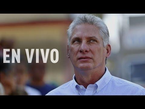 Miguel Díaz-Canel sucede a Raúl Castro