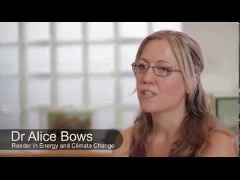 Dr Alice Bows -- School of mechanical, aerospace and civil ...
